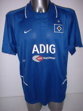 Hamburger SV Camisa Lauth JERSEY TRIKOT NIKE Grande Fútbol HSV Vintage