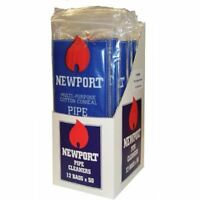 Newport Pipe Cleaners Conical 1 - 12 Bags of 50