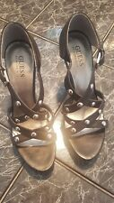 Guess by Marciano heels 6.5 used once