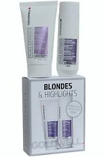 Goldwell Blondes & Highlights Dualsenses 60 Sec Treatment 50ml Shampoo 50ml