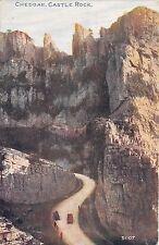 B89247 cheddar castle rock  uk