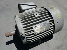 5HP Toshiba 1800RPM Fan Cooled 184T TEFC 3PH Induction Motor 230/460V 4P 1K 60Hz