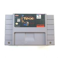 Primal Rage - Fun SNES Super Nintendo Game - Tested - Working - Authentic!