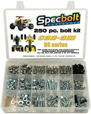 Bombardier Bolt kit Can-Am Ds 450 650 Atv Mx Xc Ds450 X body engine frame Ds650