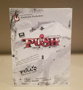 Push Pull Edited by The Skiers (2 DVD Set)