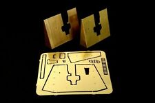 Hauler Models 1/72 88mm FLAK 36 SHIELD Photo Etch Set