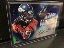 BRADLEY ROBY 2014 CERTIFIED MIRROR BLUE BLUE Rc AUTO only / 99 !! RC AUTO