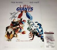 SHAWNA WALDRON Signed 11x17 LITTLE GIANTS Photo IN PERSON Autograph JSA COA