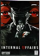 "Cryptozoic Entertainment Card Games Entertainment ""Internal Affairs� Mint"