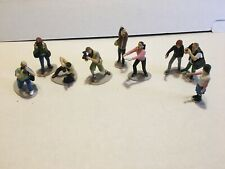 Collector Action Figure Accoutrements Camera Man Autograph ETC  VGC Lot of 8