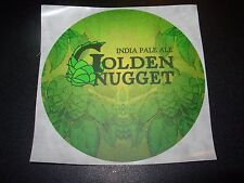TOPPLING GOLIATH Golden Nuggest IPA STICKER decal craft beer brewing