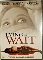 Lying in Wait (DVD, 2002) Virginia Madsen, Rutger Hauer, Free Shipping