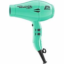 Parlux Advance Light Ionic and Ceramic Hair Dryer - Mint Green