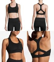 The North Face Stow N Go Sports Bra Women's Extra Small A / B Black