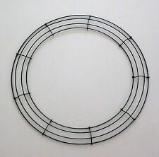 Metal Wreath Frame Base 45cm Large Wire Ring DIY Christmas Decoration Door Craft
