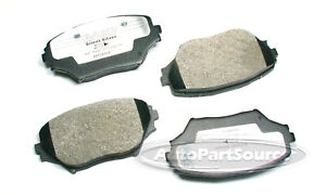 New Disc Brake Pad Set MF862 -  RAV4