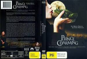 PRINCE CHARMING DVD Classic FairyTale Love Story - FAST SAME / NEXT DAY POST