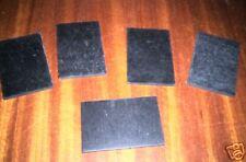 10 x Acrylic Cellulose Stopper Rubbers Applicators