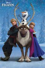 POSTER Frozen Movie Poster Team