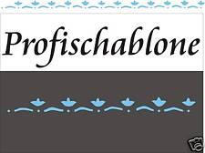Dekorschablone, Wandschablone, Malerschablone, Schablone, Stencils - Zierband