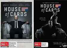 House Of Cards SEASON 1 & 2 : NEW DVD