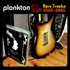 PLANKTON: RARE TRACKS CD (AWESOME HENDRIX-INSPIRED INSTRUMENTAL GUITAR BAND)