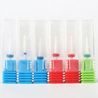 Nagel Bohrer Keramik Schleifkopf Elektrisch Polieren Nail Art Drill Griding