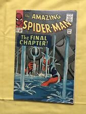 Amazing Spider-Man (1963 1st Series) #33 Steve Ditko Stan Lee Doc Ock