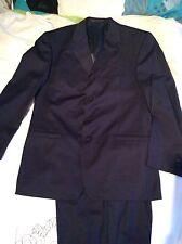 mens versace suit - jacket 52 -TROUSERS  length 29 Waist 34 ** versace