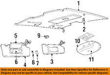 Chevrolet GM OEM 98-01 Lumina Interior-Roof-Retainer 10426248