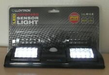 Lloytron 16 x LED PIR Sensore di luce per armadi, capannoni e altri luoghi oscuri