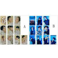 Kpop SF9 Mini 7th Album RPM Photo Stikcy Card Photocard Sticker 10pcs/set