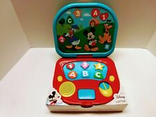 DISNEY MICKEY MOUSE CLUBHOUSE LAPTOP FOR TODDLERS BRAND NEW!!