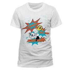 Camisetas de hombre de manga corta LA talla XXL