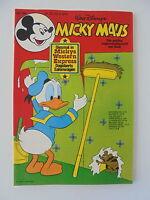 Micky Maus - Heft Nr. 39 von 1976 - Comic / Z. 1- (mit Beilage)