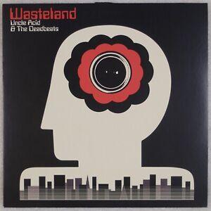 UNCLE ACID & DEADBEATS: Wasteland US Rise Above Purple Vinyl LP NM-