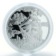"5 P 1992 Egypt Egipto Египет Ägypten Silver Coins /"" Dar El Helal-Taha Hussien /"""