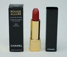 Chanel Rouge Allure Luminous Intense/ Lippenstift Lip Colour3.5g/ 104 Passion