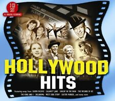 HOLLYWOOD HITS - ABSOLUTELY ESSENTIAL COLLECTION 3 CD NEU