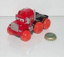 Disney Pixar Cars Hydro Wheels - Mack Semi Truck - Plastic Bath Toy Deluxe EUC
