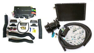 Gearhead AC Heat Defrost Mini A/C Air Conditioning Kit with Compressor & Hoses