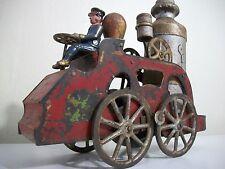 Vintage 1903 Clark Steam Pumper Hill Climber Fire Truck
