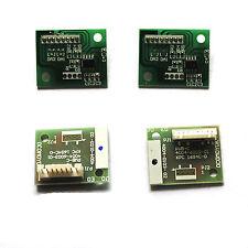 4pcs Drum Imaging Unit  Reset Chip  for Develop ineo +451, +550, +650 CMYK