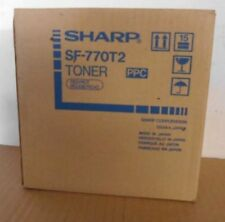 Original Sharp SF- 770T2 Toner red für SF-770-7700-7750 OVP B