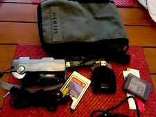 Canon PowerShot A40 2.0MP Digital Camera - Metallic gray,Bundle, WORKING,NICE