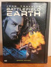 Battlefield Earth (Dvd, 2001, Special Edition)