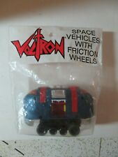 1982 Voltron Space Vehicles with Friction Wheels bagged toy part #2 NIP Japan
