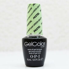 OPI GelColor Soak Off LED/UV Gel Polish - PASTEL Gargantuan Green Grape #GC103