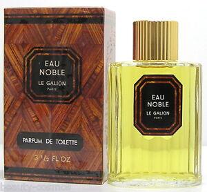 Le Galion Eau Noble 100 ml PDT / Parfum de Toilette Splash