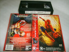*SPIDERMAN (Original Issue)* Australian VHS as new